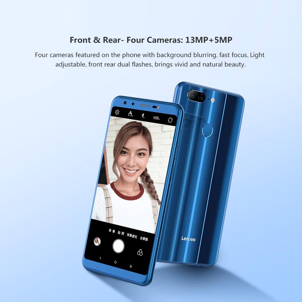 4GB Smartphone Lenovo Mobile 5