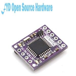 Image 5 - 1pcs Openlog Seriale Data Logger Open Source Registratore Dei Dati di ATmega328 Supporto Micro SD per arduino
