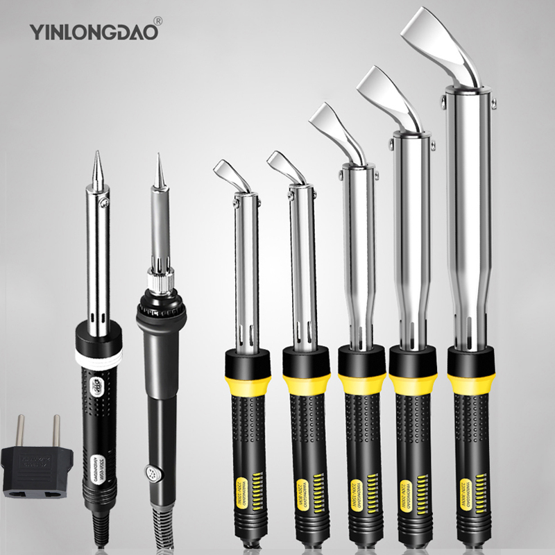 60W 80W 100W 150W 200W 300W Electric Soldering Irons Pencil Soldering Iron Station Tool Welding Repair Rework