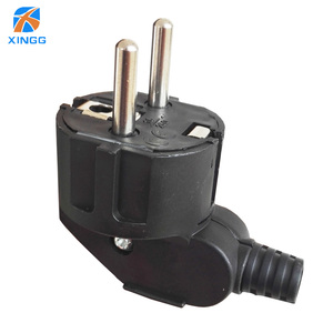 Image 2 - 4000W EU European Power Plug Electrcial Extension Cord Cable Wired Plug Adapter French Russia Korea Germany Thailand