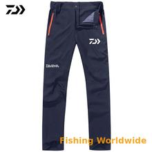 Новое поступление мужские Летние Осенние дайв Рыбалка одежда Спорт на открытом воздухе водонепроницаемые быстросохнущие Тонкие штаны рыболовные dawa, рыболовство одежда