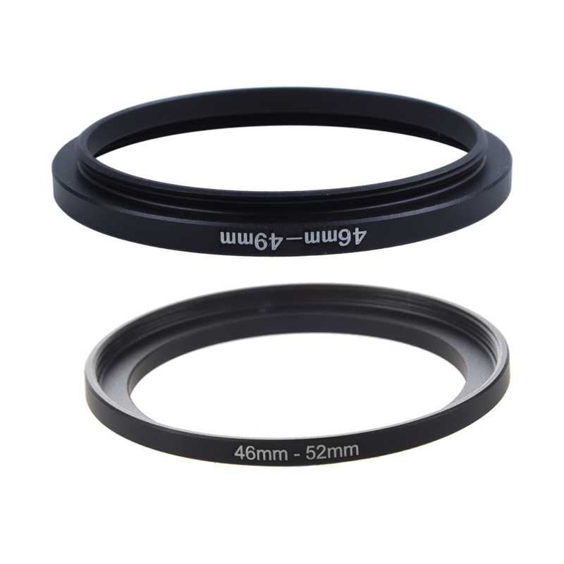 6 Pack Sensei 39mm Lens to 46mm Filter Step-Up Ring