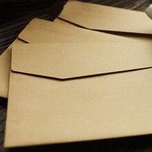 10Pcs/lot 170*120mm New Vintage Europen Style Kraft Paper Envelopes DIY Multifunction