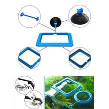 1 шт резервуар для воды плавающего рыбного корма кормления кольцо