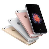 "Original Apple iPhone SE Used 99% New 4G LTE Mobile Phone 16GB 32GB 64GB 4.0"" 12MP Wifi Unlocked Cellphone 2"