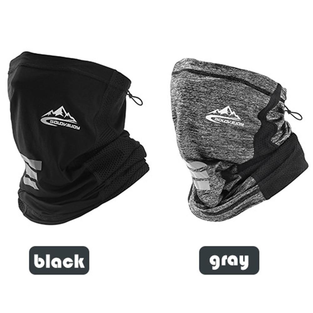 UV zaščita ledeno svileno pokrivalo za obraz vratna cev na prostem - Kampiranje in pohodništvo - Fotografija 3