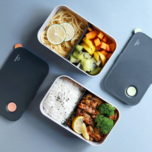 Healthy Material Lunch Box High Quality Bento Microwave Leak-Proof Storage Container Lunchbox for Kid School Food
