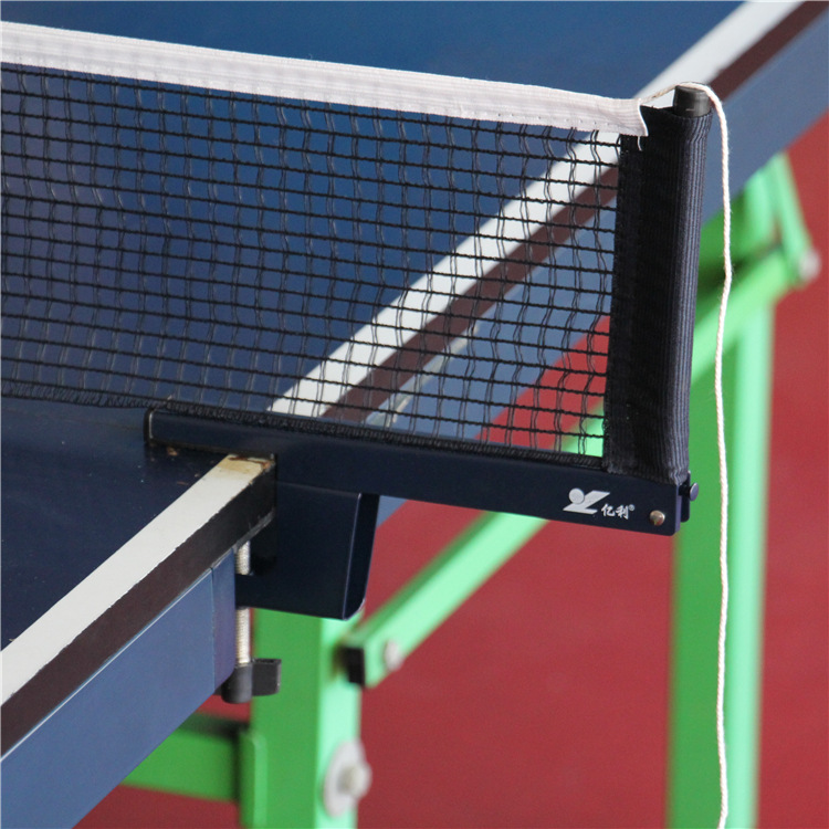 Yili 301 Ping Pong Grid With Network Set With Table Tennis Net Post Ping Pong Shelf Durable