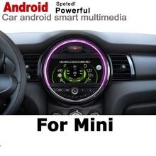 Para Mini countyman R60 2010 2016 reproductor Multimedia de coche GPS Audio Radio navegación NAVI