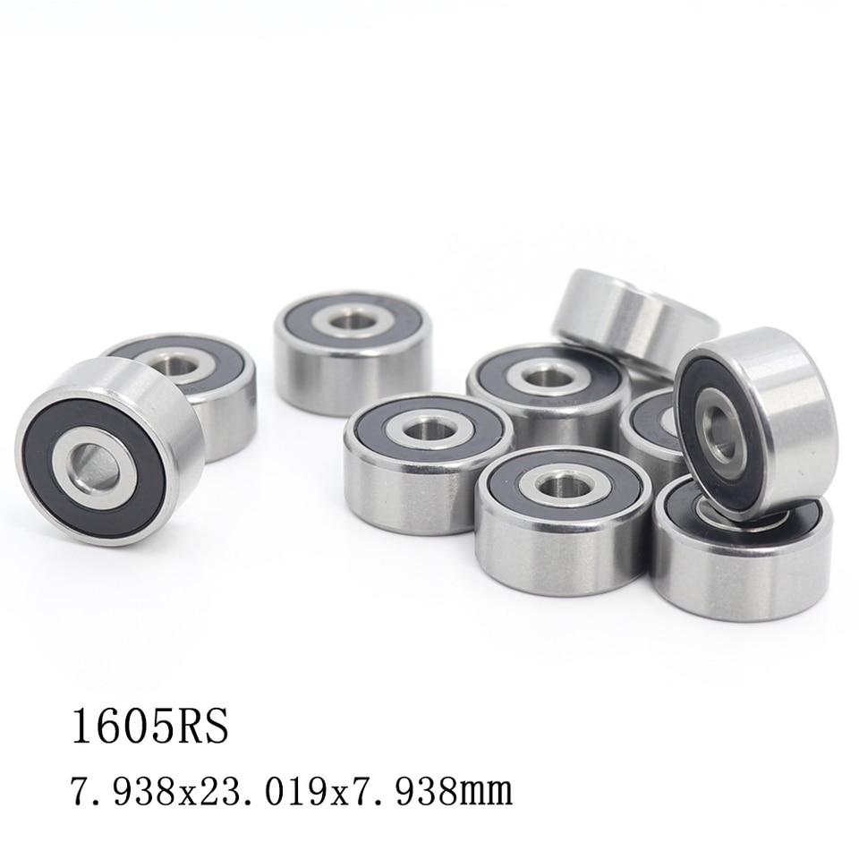 "5//16/""x29//32/""x5//16/"" Qty. 10 1605-2RS C3 Sealed Premium Ball Bearing"