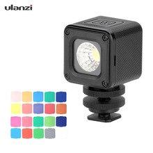 Ulanzi L1 Pro su geçirmez kısılabilir Mini LED işık için Gopro DSLR Dji Gimbal çok yönlü Mini ışık dalış sualtı fotoğrafçılığı