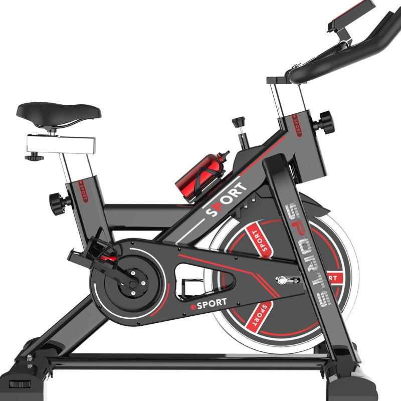 Indoor Cycling Bikes Indoor Exercise Bike Spinning Bike Domestic Gym Machine Home Fitness Equipment Sport Bicycle Fitness Bike