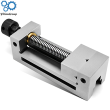 QGG125 5 Inches Precision Bench Vise Grinding Machine Manual Right Angle Batch Screw Flat Pliers HRC45-50
