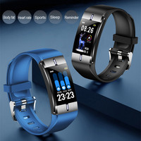 Smart Watch Body Fat Blood Pressure Monitor Consumer Electronics
