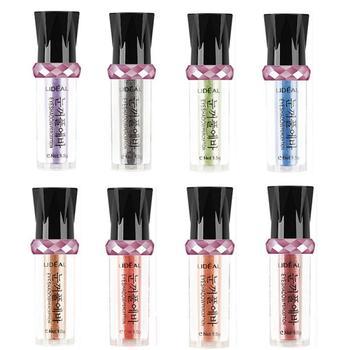 2020 nowe kolory Roller Eyeshadow Palette Glitter Pigment sypki proszek cień do powiek makijaż kosmetyki Shimmer TSLM1 tanie i dobre opinie CN (pochodzenie) Jedna jednostka Długotrwała Łatwe do noszenia Naturalne Inne Wodoodporna wodoodporny W pełnym rozmiarze