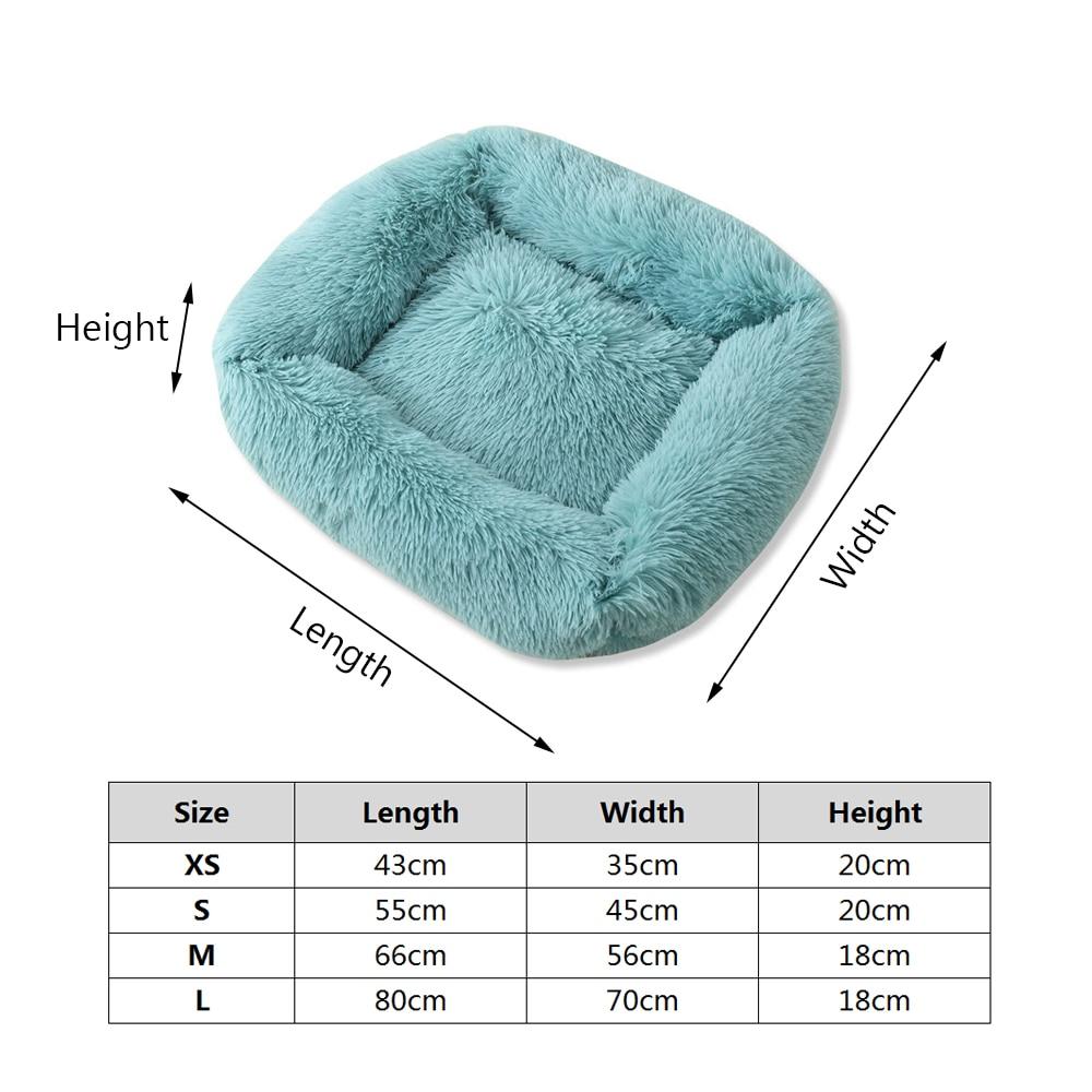 Square Pet Bed