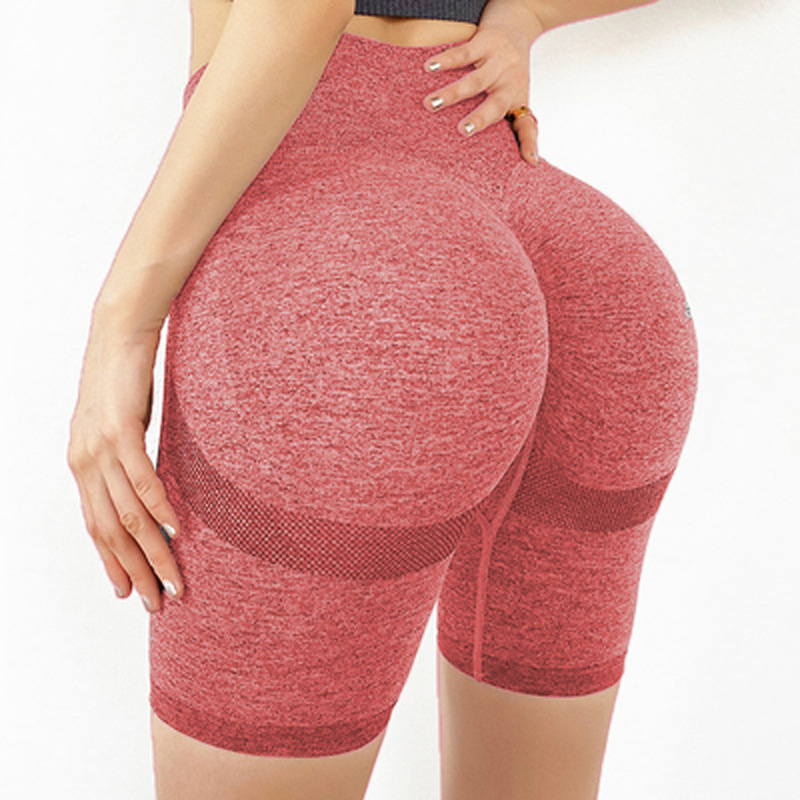 High Waist Butt Lifting Sports Tights Squat Proof Gym Workout Fitness Active Wear Leggings