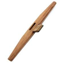 Деревянный Мини-рубанок плотник модель изготовления 26 см светильник деревянная доска заточенный строгальный станок ручной инструмент
