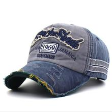 2020 New Washed Cotton Baseball Cap Snapback Hat For Men Wom