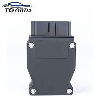 OBD2 Adapter For BMW ENET Ethernet to OBD2 16Pin Connector Plug For BMW Cars Interface Fits for BMW OBD2 Cable Enet Plug Adapter image