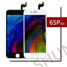 100% aaa +++ без битых пикселей экран для iphone 6s plus ЖК