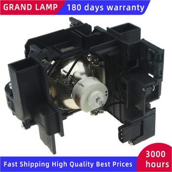 цена на Replacement lamp with housing POA-LMP137 for PLC-XM100L/ PLC-XM100/PLC-XM80/PLC-XM80L/PLC-WM4500/XW4500L/XM5000 projectors