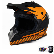 WLT ATV Dirt bike MTB DH Motorcycle Helmets Downhill Motorbike Motocross