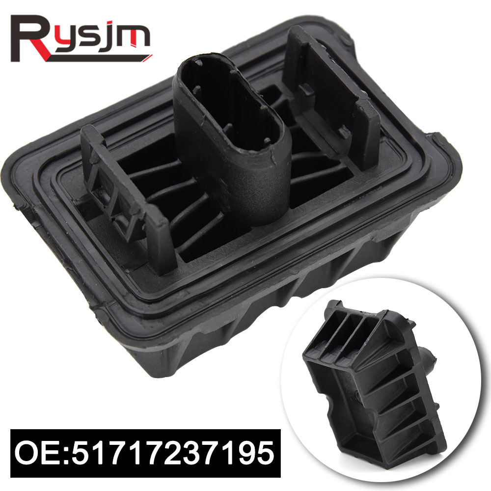 1pc OEM 51717237195 Fit For BMW 1 3 5 6 series X1 E81 E82 E90 F10 F13 F01 F10 F07 F02 Jack Pad Under Car Support Pad Lifting Car image