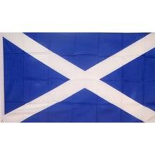 3X5ft Флаг Шотландии флаг баннер для фестиваля украшения дома флаги и баннеры