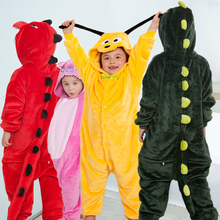Children Pajamas Unicorn Sleepwear Boys Onesies Girls Pajama