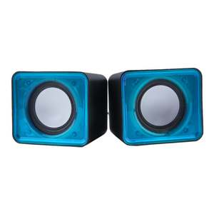 2019 New Portable Mini USB 2.0 speakers Music Stereo for computer Desktop PC Laptop Notebook Home Theater Party Loudspeaker