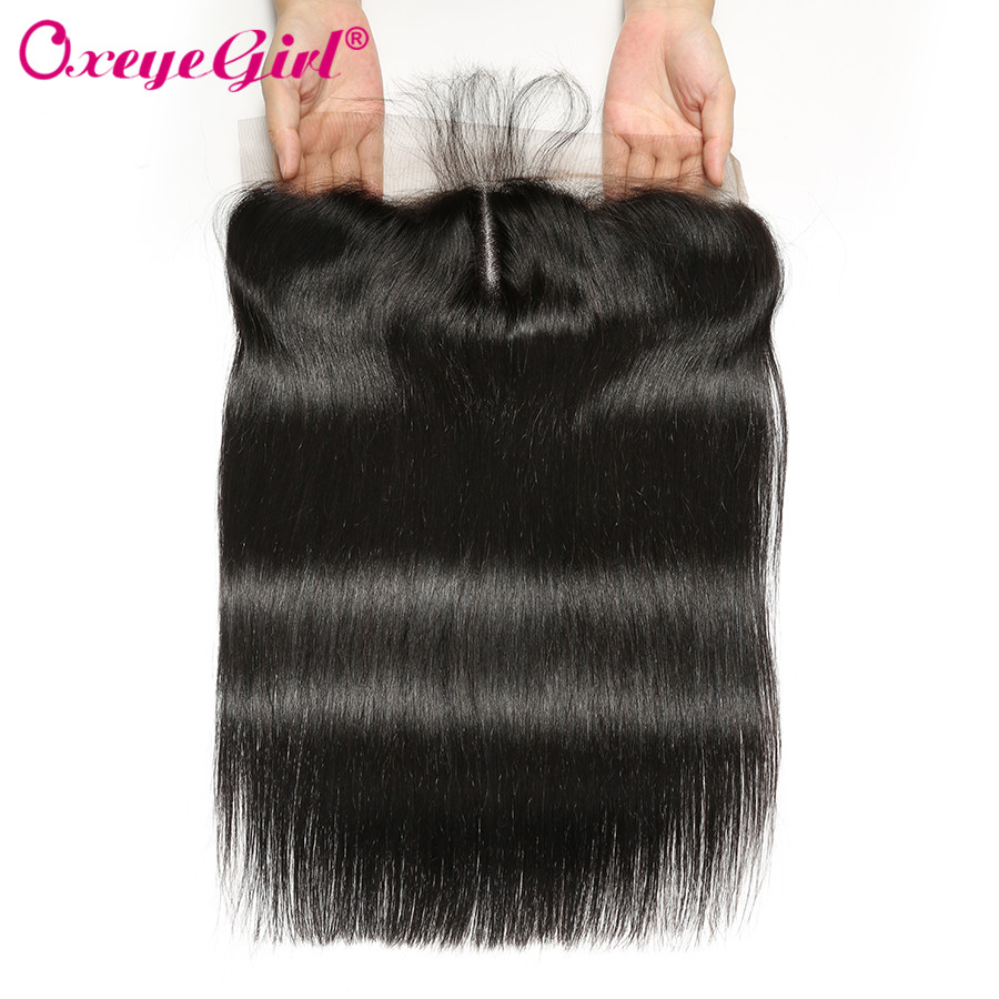 H94d4df4ac43e40b28b8ee1c1e2e22e5bl Straight Hair Bundles With Frontal Peruvian Hair Lace Frontal With Bundles 3 Human Hair Bundles With Closure Oxeye girl Non Remy