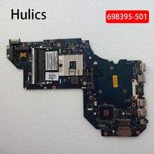 Hulics оригинальный 698395-501 для HP M6 M6-1000 M6-1125dx материнская плата для ноутбука 698395 LA-8713P 698395-001 аккумулятор большой емкости