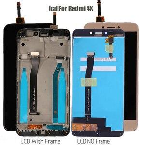 Image 3 - Für Xiaomi Redmi 4X LCD Display Mit Touchscreen + Rahmen Digitizer Assembly Bildschirm Ersatz Für Xiaomi Redmi 4X Pro