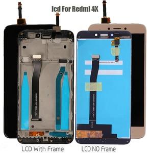 Image 3 - עבור Xiaomi Redmi 4X LCD תצוגה עם מסך מגע + מסגרת Digitizer עצרת החלפת מסך עבור Xiaomi Redmi 4X פרו