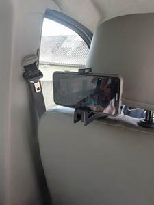 Headrest-Hook Hooks Clips Purse Phone-Holder Seat-Back-Hanger Portable 2in1 Car