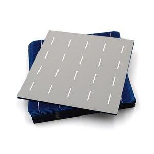 Image 3 - Polykristallijne Silicium Zonnepaneel 10/50/80/100 Pcs 156*156 Mm Zonnecel 6X6 Grade Een Pv Diy Fotovoltaïsche Sunpower C60 4.79W 0.5V