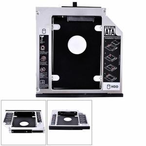 12.7MM 2nd SATA Hard Disk Drive HDD SSD Caddy Adapter Tray for Lenovo IdeaPad G570 G580 G585 G770
