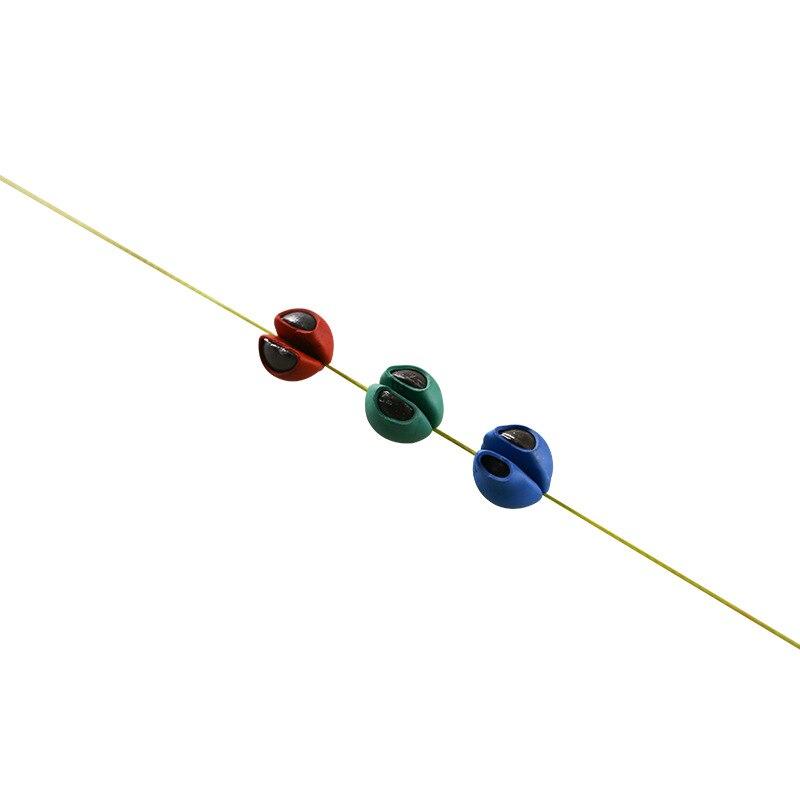 Haas ~~~ Up To Split Shot Rock Fishing Raft Fishing Adjustable ~~~ Lead Bag Plastic Split Shot Does Not Damage Line Color ~~~ Co