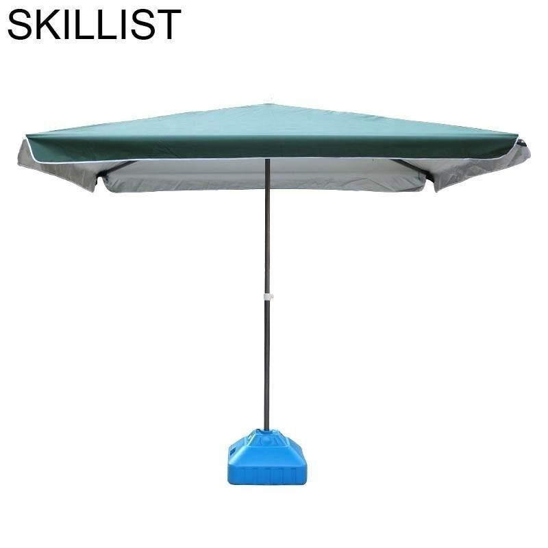 Ogrodowy Pergola Patio Ombrellone Spiaggia Ombrelloni Da Giardino Mueble De Jardin Furniture Outdoor Parasol Garden Umbrella Set