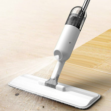 Fregona espray para limpiar pisos, trapeadores de vapor Xiaomi, limpiador de ventanas, Lightning para el hogar y la cocina, fregador de suelo