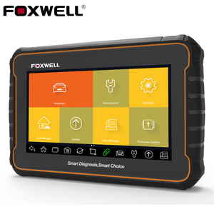 Image 1 - Foxwell GT60 OBD2 전체 시스템 진단 도구 OBD 2 코드 리더 DPF BMS 인젝터 코딩 OBD2 자동차 스캐너 업데이트 온라인