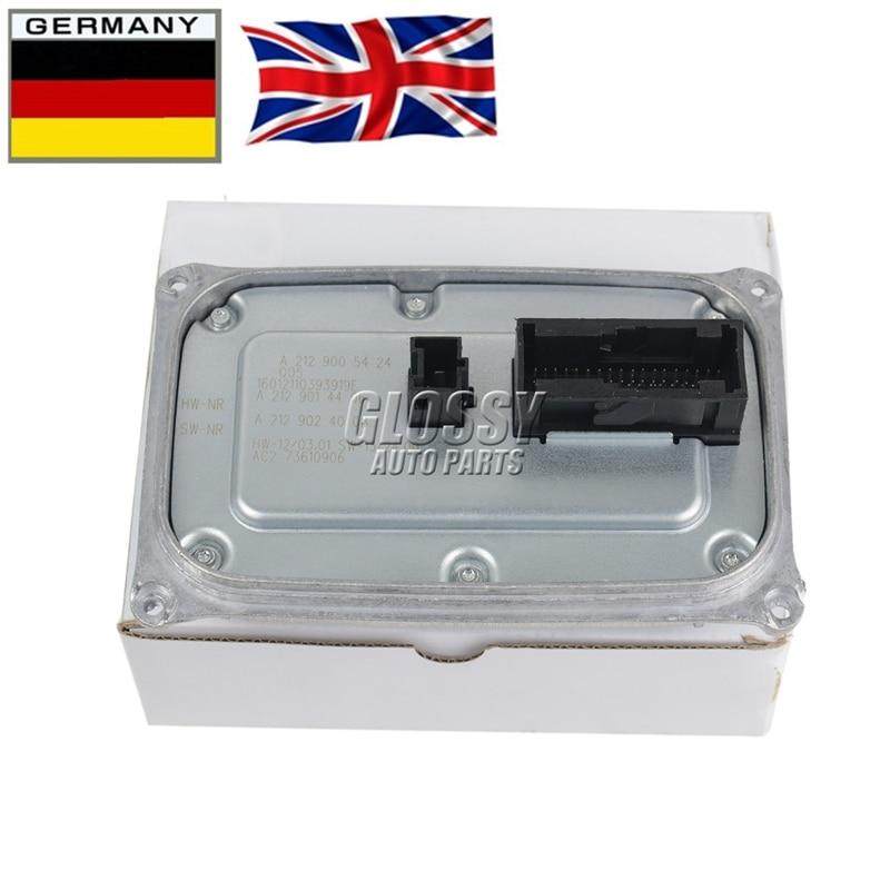 AP02 LED Control Unit Module Ballast A2129005424 2129005424 For Mercedes W212 W207 W166 C292 S212 W246 W242 A2129014406