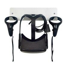 אוניברסלי קיר הר Stand מחזיק עבור צוהר קרע S Quest HTC Vive פרו פלייסטיישן VR שסתום מדד מעורב VR אוזניות