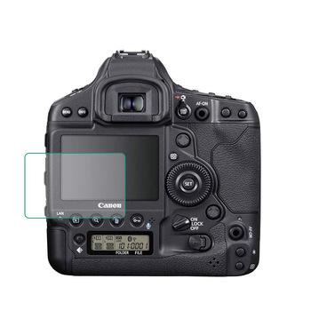 Szkło hartowane etui do aparatów canon EOS-1D X Mark III 1DX Mark3 1 DXiii 1DX3 LCD aparatu ochronne na ekran folia ochronna tanie i dobre opinie Setoobay Kamera Perfect Size Tempered Glass LCD Display Screen Protector Cover Protection