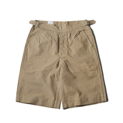 NON STOCK British Army Gurkha Shorts 70s Mens Khaki Pants Chino Drill Military Short Pants
