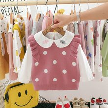 Kids Baby Girls Clothes Set Long Sleeve Outwear