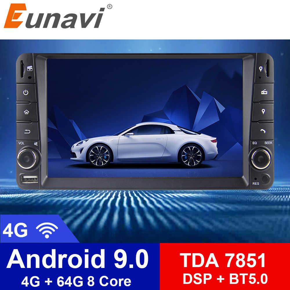 Car Stereo GPS Navi 2 Din Radio For Toyota Corolla Camry Prado RAV4 Android 9.0