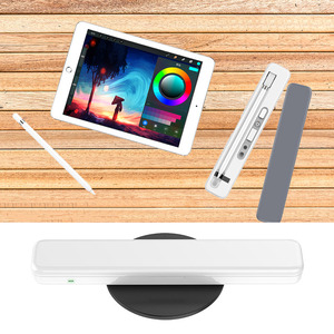 Image 5 - Apple kalem saklama kutusu kablosuz şarj durumda taşıma şarj alıcı durumda kalemlik standı Apple iPencil