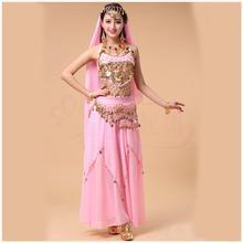 Танцевальное платье для танца живота женский сексуальный индийский